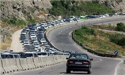 ثبت یک میلیون و 365 هزار تردد خودرو در محورهای مواصلاتی قزوین
