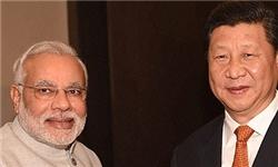 رئیسجمهور چین با نخستوزیر هند دیدار کرد