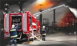 روزانه 1200 تماس با آتشنشانی تبریز گرفته میشود