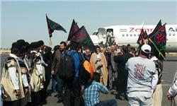 مراسم روضهخوانی در آسمان ایران/ استقبال از پیرغلامان حسینی با تعزیه عربی