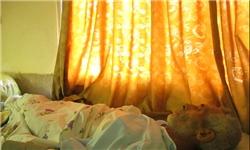 پدر شهید آرامزاده ملتمس دعای خیر مردم