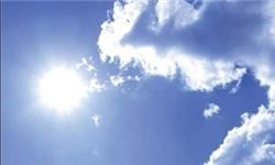 آسمان کرمان همچنان آرام است