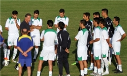 اعلام زمان تمرینات تیم ملی برای بازی با کرهجنوبی