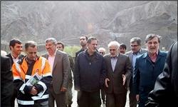 بازدید معاون اول رئیسجمهور از پالایشگاه در دست ساخت ستاره خلیج فارس