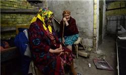 دولت اوکراین محاصره اقتصادی «دونباس» را آغاز کرد