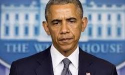 باراک اوباما مرگ ملک عبدالله را به پادشاه سعودی تسلیت گفت