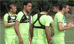 نخستین تمرین روی چمن تیم ملی فوتبال ایران در اتریش برگزار شد