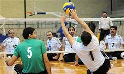 برگزاری رقابتهای هفته ششم لیگ برتر والیبال نشسته به میزبانی تبریز، ارومیه و اصفهان