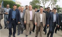 استقبال استاندار خوزستان از وضعیت سرمایه گذاری در عرصه تجارت الکترونیک