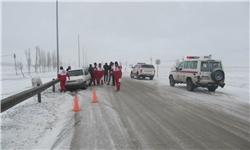 برف و کولاک ۱۱ استان کشور را درنوردید/ امدادرسانی به مسافران در راه مانده