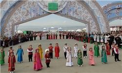 نوروز 94 ترکمنستان از دریچه دوربین