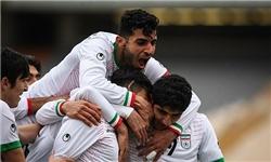 پیروزی پرگل امید ایران مقابل نپال