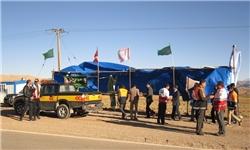 بازدید از پایگاههای رفاهی، خدماتی و درمانی نوروزی در سمیرم +تصاویر