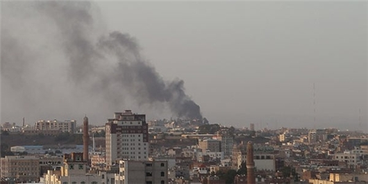 قتلعام زنان و کودکان در حمله به اردوگاه آوارگان/ گلولهباران عدن توسط کشتیهای جنگی مصر/ شدیدترین حملات ۵ روز گذشته به صنعا