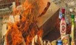 994 کیلوگرم موادغذایی فاسد در مازندران امحا شد / افزایش 35 درصدی مراجعه به اورژانس
