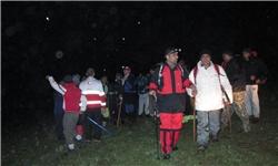 14 کوهنورد گلستانی پس از 12 ساعت عملیات جستوجو پیدا شدند