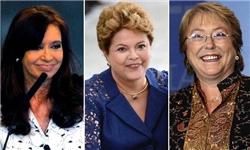 «روسف»، «فرناندز» و «باچلت» ۳ زن قدرتمند آمریکای لاتین