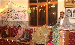 جشن میلاد امام زمان(عج) در دوشنبه+تصاویر