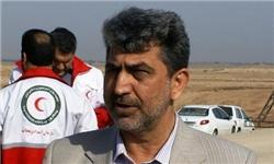 پیشبینی پایگاههای درمانی بینراهی ویژه زوار اربعین توسط هلال احمر خوزستان