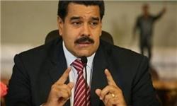 هشدار مادورو نسبت به تحریکات اخیر در ونزوئلا