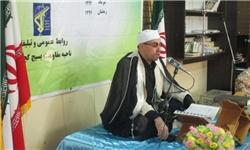 برگزاری محفل انس با قرآن با تلاوت قاری بینالمللی بنگلادشی در اردبیل