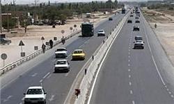 کاهش تردد خودروهای سنگین در جادهها/ محور شمشک-دیزین باز شد
