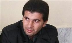 برگزاری آئین تشییع پیکر «شهرام محمدی» جوان حادثه پتروشیمی مارون