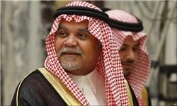 ظهور یکباره «بندر بن سلطان» در دفتر دربار سلطنتی عربستان