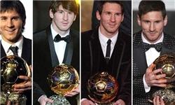 بیشترین سهم توپ طلای فیفا را کدام باشگاه دارد؟+عکس