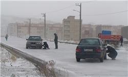 مسافران تجهیزات زمستانی همراه داشته باشند / بارش برف و افت دما در راه است