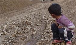 زندگی خواهر و برادر خردسال در خانهای متروکه و ناامن در بازارچه نایبالسلطنه