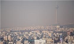 شاخص آلایندگی هوا افزایش یافت/ هوا همچنان در شرایط ناسالم