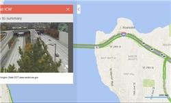 افزوده شدن تصاویر 35 هزار دوربین کنترل ترافیک به نقشههای بینگ