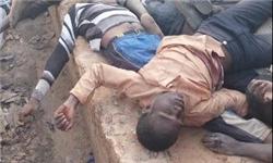 فریاد «مرگ بر آمریکا» دانشجویان و طلاب حوزه علمیه مشگینشهر در محکومیت کشتار شیعیان در نیجریه