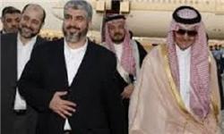 فشار محافل سعودی به حماس به دلیل تسلیت شهادت قنطار