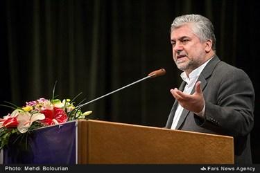 سخنرانی سهراب صلاحی رئیس سازمان بسیج اساتید در همایش علمی «بررسی خسارتها و پیامدهای فتنه 88»