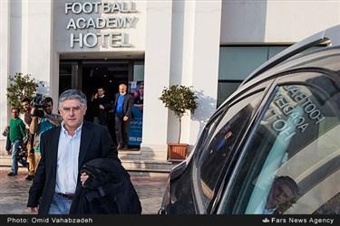 رائول لوزانو سرمربی جدید تیم ملی والیبال