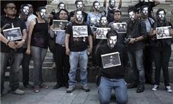 مکزیک صدرنشین کشتار خبرنگاران در سال 2015 شد
