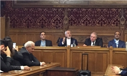 رایزنیهای ظریف در لندن/ وزیر خارجه به تهران بازگشت