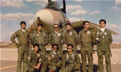 تصاویر دیدنی از خلبانان F-14 در ایران- بخش نخست