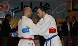 حسنبیگی: بغض برادرم باعث شد ما را تشویق کنند/ به قهرمانی در سوپرلیگ کاراته فکر میکنیم