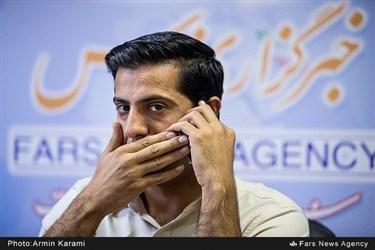 محمود اتحادی تهیه کننده سریال نورورزی قرعه