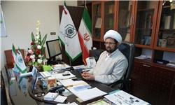 موکب عزاداری و اطعام زائران جمهوری آذربایجان در امامزاده سید صدرالدین برپا شد