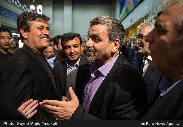 مراسم ختم برادر غلامرضا تاجگردون | خبرگزاری فارس