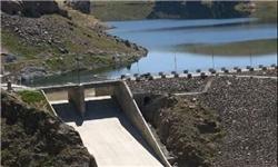 2300 هکتار شبکه پایاب سد گلابر در شهرستان ایجرود افتتاح شد