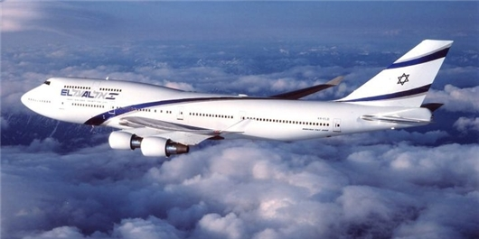 مجوز عبور پروازهای هندی از حریم هوایی عربستان به مقصد فلسطین اشغالی صادر شد
