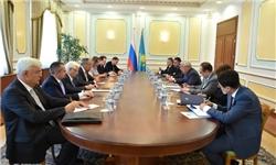 همگرایی منطقهای محور مذاکرات وزرای خارجه قزاقستان و روسیه