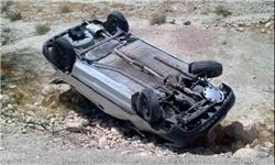 واژگونی مرگبار پژو 405 در شهرستان پردیس