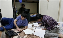 تجهیز و بازسازی خوابگاههای دانشجویی دانشگاه تبریز