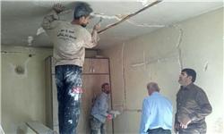 حضور بسیجیان اسلامشهری در عرصههای سازندگی منطقه